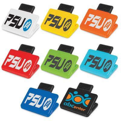 100538 Pronto Printed Magnetic Note Holders