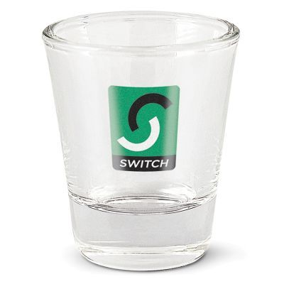 100795 30ml Boston Logo Shot Glasses