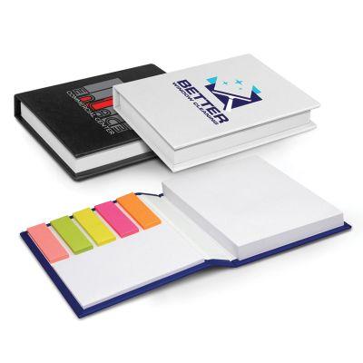 100926 Stylish Custom Post It Note & Flag Sets