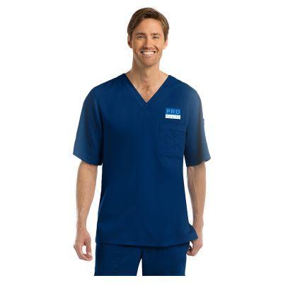 103 Greys Anatomy 3 Pocket V Neck Scrubs