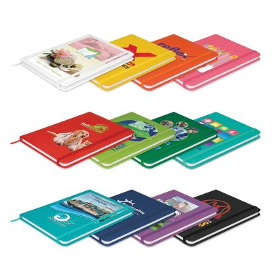 106099 Omega Promotional Notepads - 160 Pages