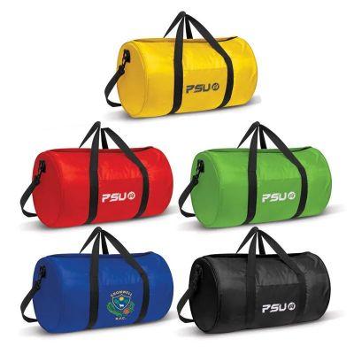 107655 Arena Printed Duffle Bags