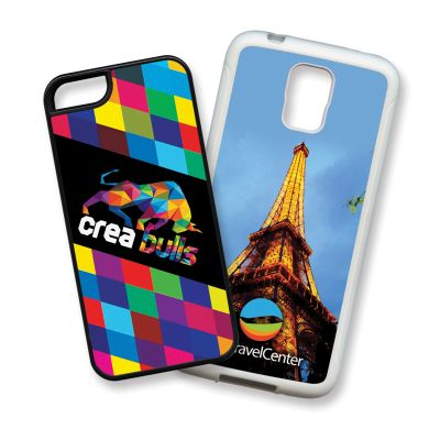 107762 Soft Touch Promo Phone Covers - Galaxy & iPhone