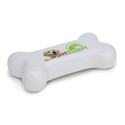 109026 White Bone Stress Balls