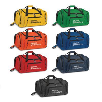 109077 Champion Custom Duffle Bags