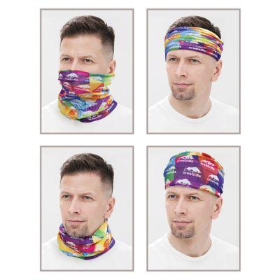 110507 Sherpa Multi Purpose Head Wear Custom Beanies