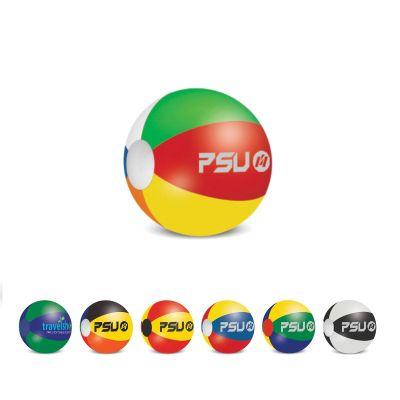 110549 34cm Six Panel Promotional Beach Balls