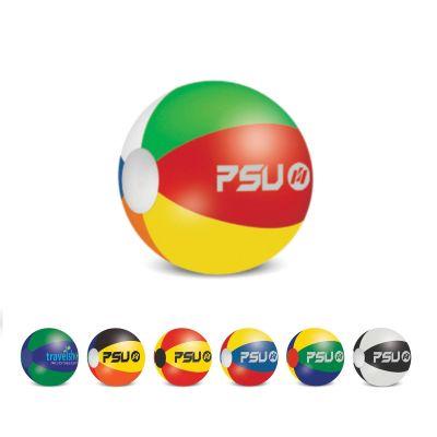 110551 48cm Six Panel Custom Beach Balls