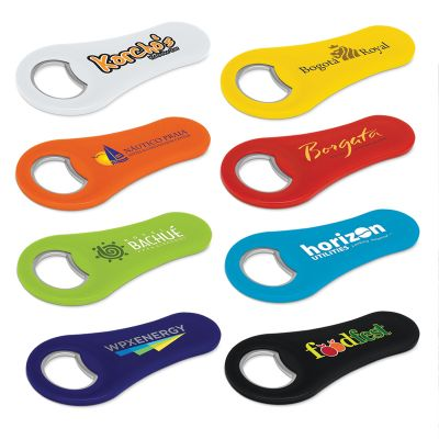 112388 Max Magnetic Branded Bottle Openers