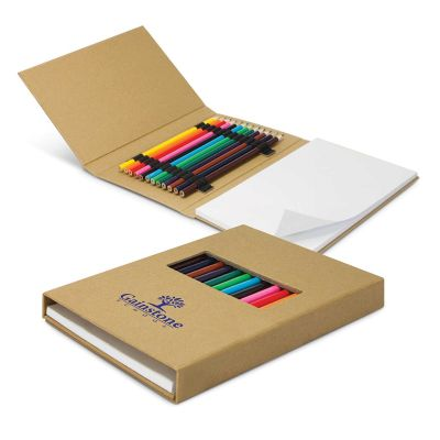 113246 Creative Branded Sketch Sets - 50 Pages