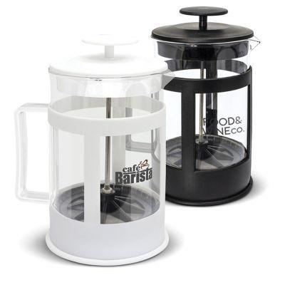 115045 850ml Printed Crema Coffee Plunger - Large