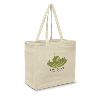 115116 Galleria Cotton Promotional Calico Bags - (38cm x 32cm x 19cm)