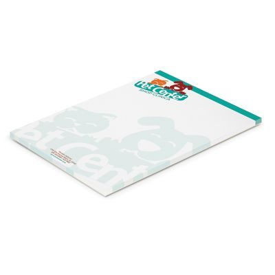 115824 A5 Excellence Promotional Notepads - 50 Pages