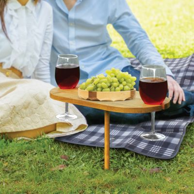 115961 Outdoor Branded Wine Table