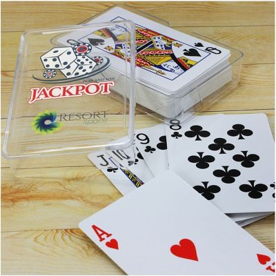 116125 Saloon Branded Playing Cards