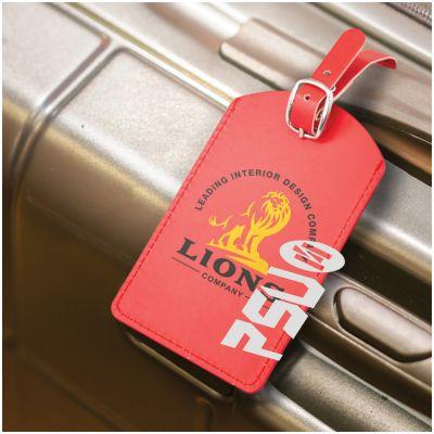 116684 Aero Branded Luggage Tags