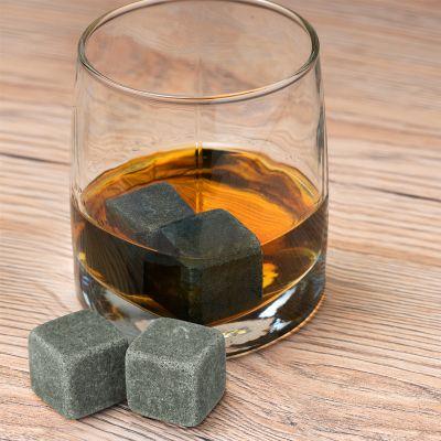 117806 Promotional Whiskey Stone Sets