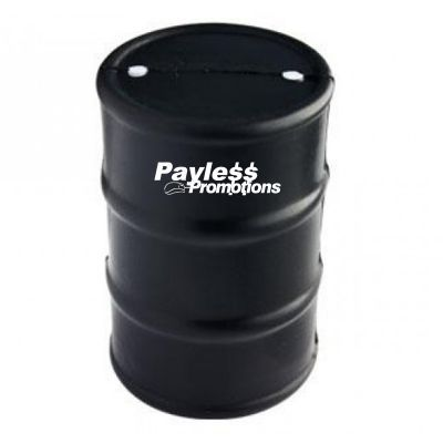 S182 Oil Drum Promotional Trades Stress Balls