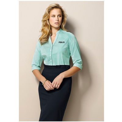 24016 Ladies Waisted Pencil Skirt Skirts - On Clearance