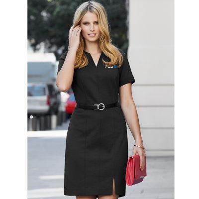 30620 Ladies Open Neck Branded Dresses