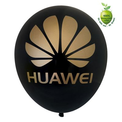 40LATEX 40cm Branded Balloons