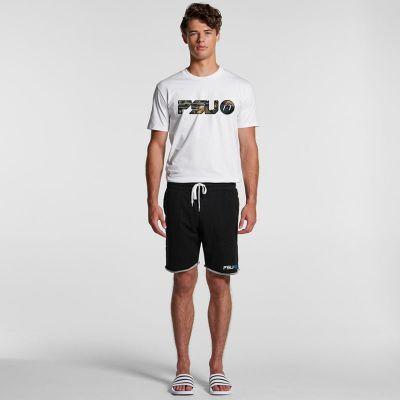 5905 Track Uniform Workout Shorts
