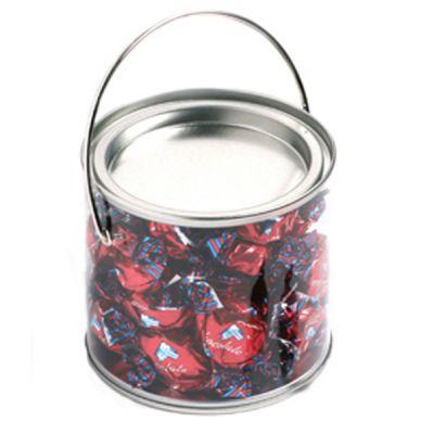 CC004G Chocolate Eclair Filled Medium Branded Buckets - 240g
