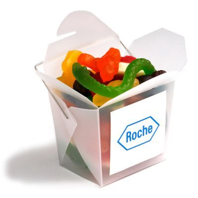 CC043F Mixed Frosted Corporate Noodle Boxes -100