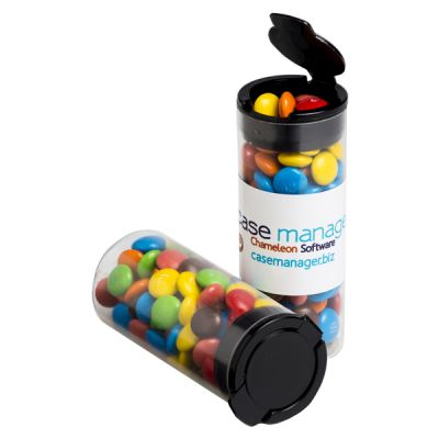 CC062C M&M Filled Custom Tubes - 35g