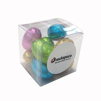 CCE019 Mini Easter Egg Filled Soft Branded Cubes - 9 x 70g