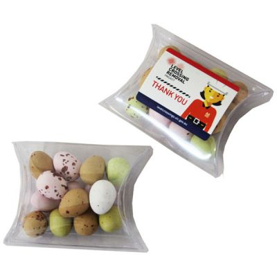 CCE023 Candy Chocolate Easter Eggs Filled Promo Lolly Bags - 15 x 50g