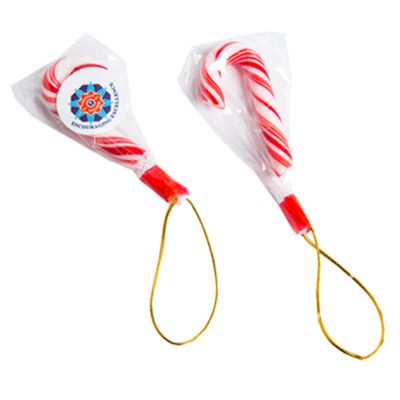 CCX001B Corporate Christmas Candy Canes - 4g