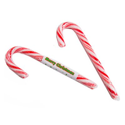 CCX002B Corporate Christmas Candy Canes - 15g