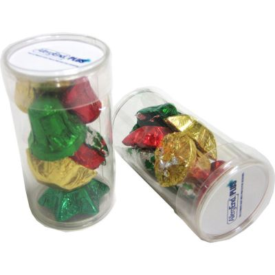 CCX006 Chocolate Filled Branded Tubes - 55g