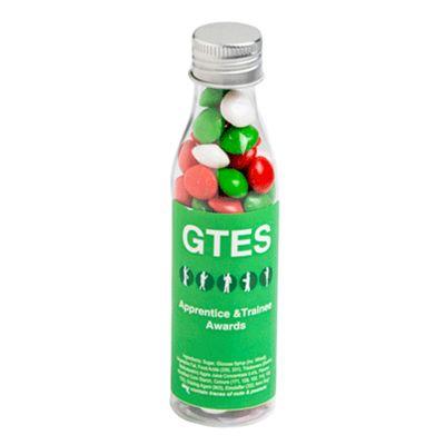 CCX057E Skittles Look-Alike Filled Branded Soft Drink Bottles - 100g