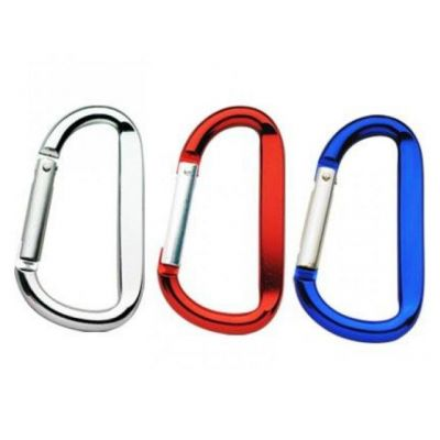 CB05 D Shape Carabiners (76mm) - Only For Sale With Other Items