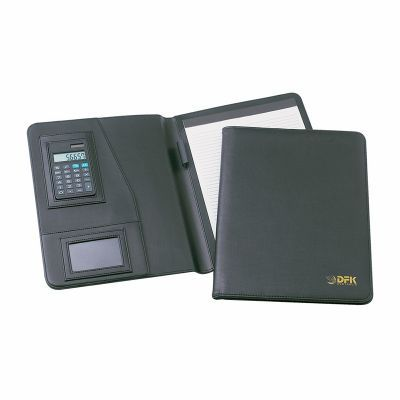 D956 Executive Logo Leather Compendiums