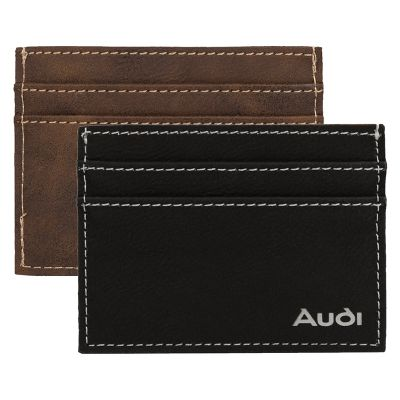 EX101 Compact Branded Business Card Holders