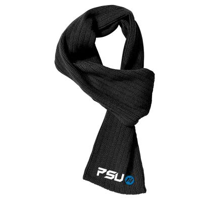J540 Cable Knit Branded Casual Scarves