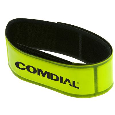 K485 Adjustable Custom Reflective Wristbands With Velcro Closure