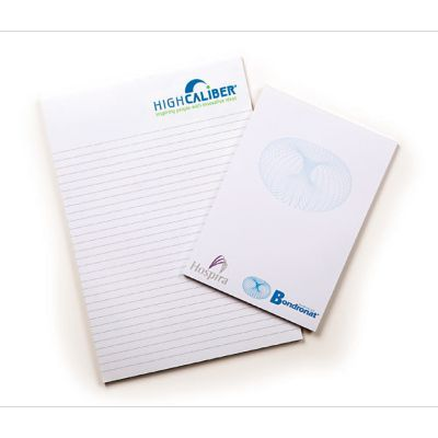 PP101A A5 50 Leaves Advertising Notepads