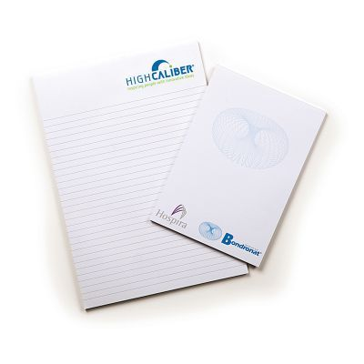PP102A A4 50 Leaves Personalised Notepads