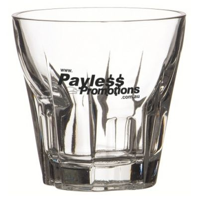 GLT752226 266ml Inca Old Fashioned Branded Tumblers