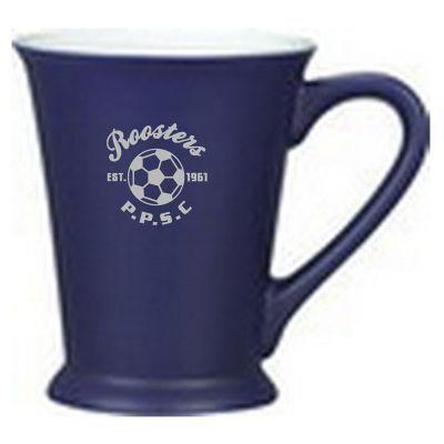 MG99004C 280ml Coloured Valentia Custom Coffee Mugs