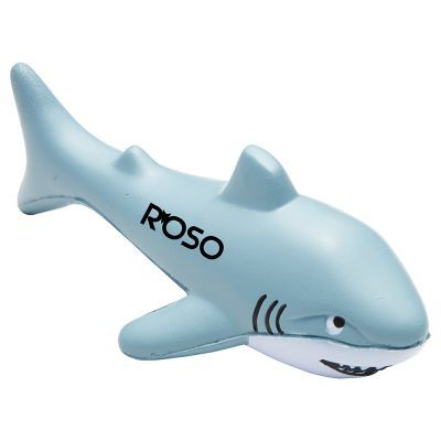 T773 Shark Shaped Personalised Animal Stress Balls