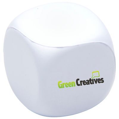 T777 Cube Promotional Shapes Stress Balls