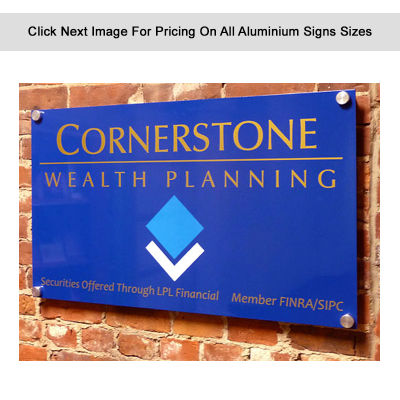 AS Aluminium Signs