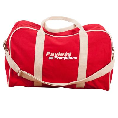 B2100 Canvas Branded Sports Bags