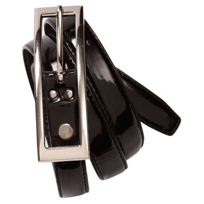 BB10920 Ladies Semi-Patent Uniform Belts