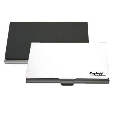 BH01 Slimline Promotional Business Card Holders